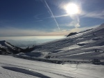 snow day, skiing, le marche, sibillini