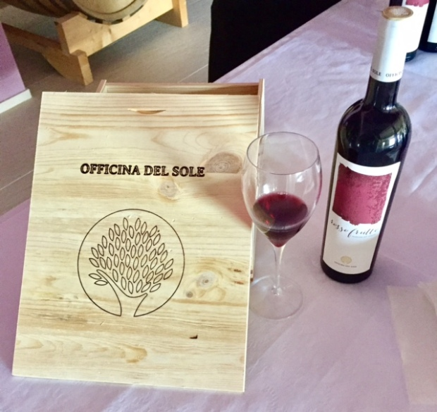 #LeMarcheMagic #Cantineaperte2017 #wine-tasting #OfficinaDelSole #Franco-Pecorino #Sensi-Passerina #VinoRossoFrutto #WineriesInLeMarche #WineLovers #RollingHills