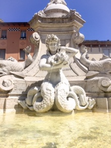 #Le-marche-magic #Le-march #Italy #Porto-San-Giorgio #Cafe-Florian #fresh-food #fountains #SeaSideVillages #castles #medieval