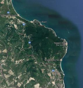 #lemarchemagic #Ancona #Portonovo #monteconero #rivieradellconero #whitebeaches